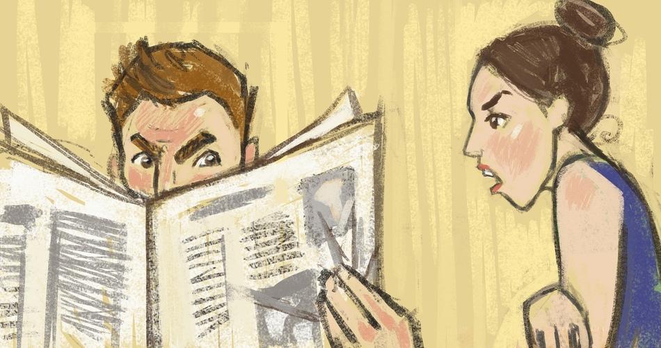 Как перестать упрекать мужа?