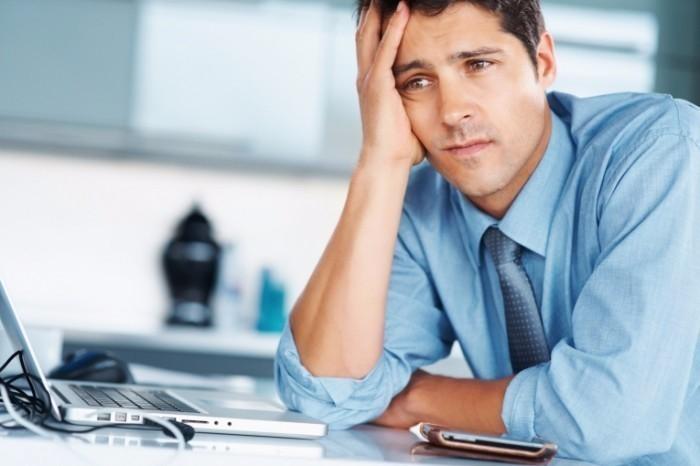 Почему мужчина не может устроиться на работу?