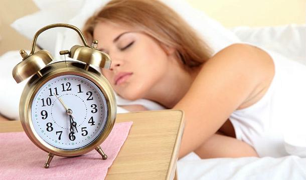 Здоровый сон: не сколько, а когда