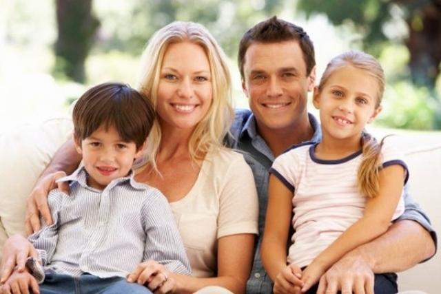 Роли мужа и жены в семье