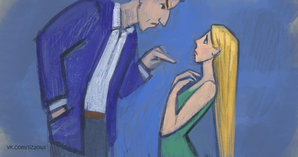 Что делать, если муж на меня давит?