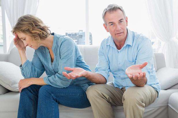 Как жене не тащить всё на себе?