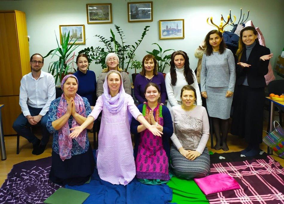 Более 1000 человек приняли участие в Новогоднем молитвенном тренинге!
