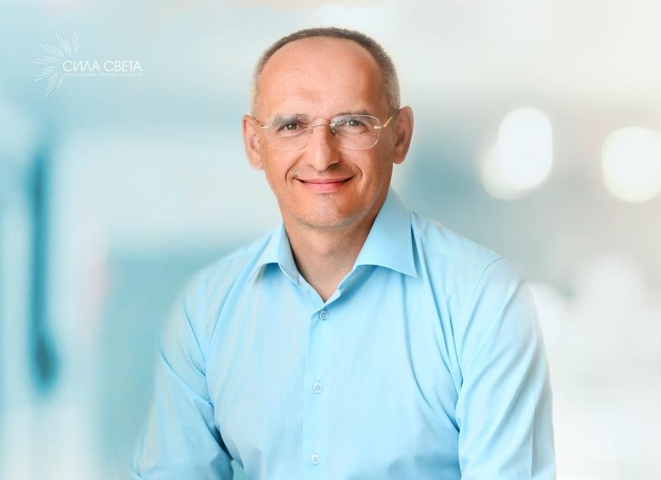 Олег Торсунов прочитает семинар в Санкт-Петербурге