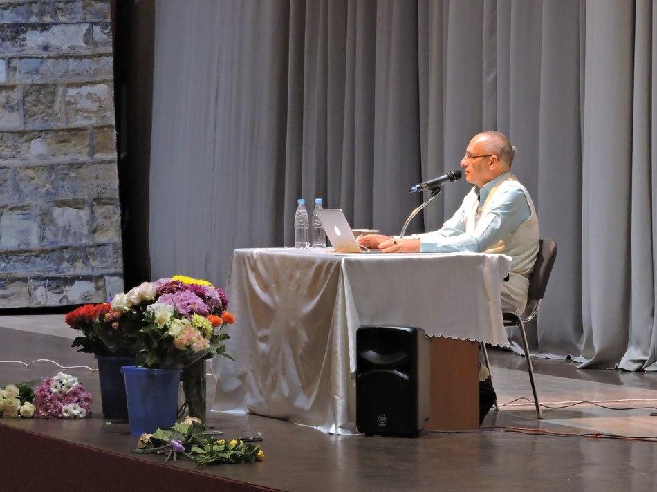 10–11 октября в Москве пройдут семинары Олега Торсунова
