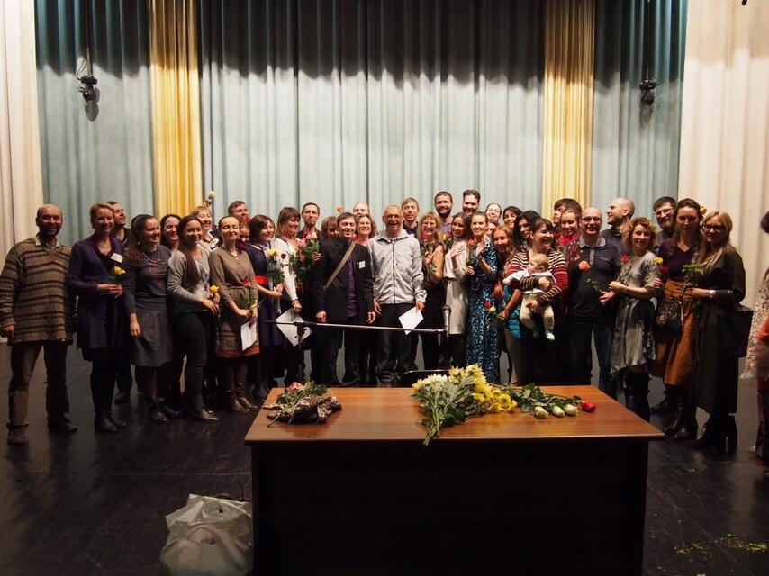 В Новосибирске завершился семинар Олега Торсунова