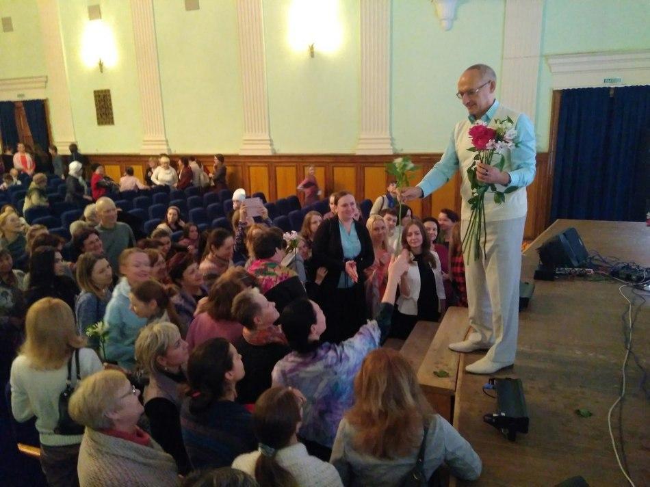 Клуб «Благость» в Кунгуре рассказал о семинаре в Перми