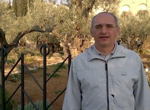 Олег Торсунов посетил святые места в Иерусалиме