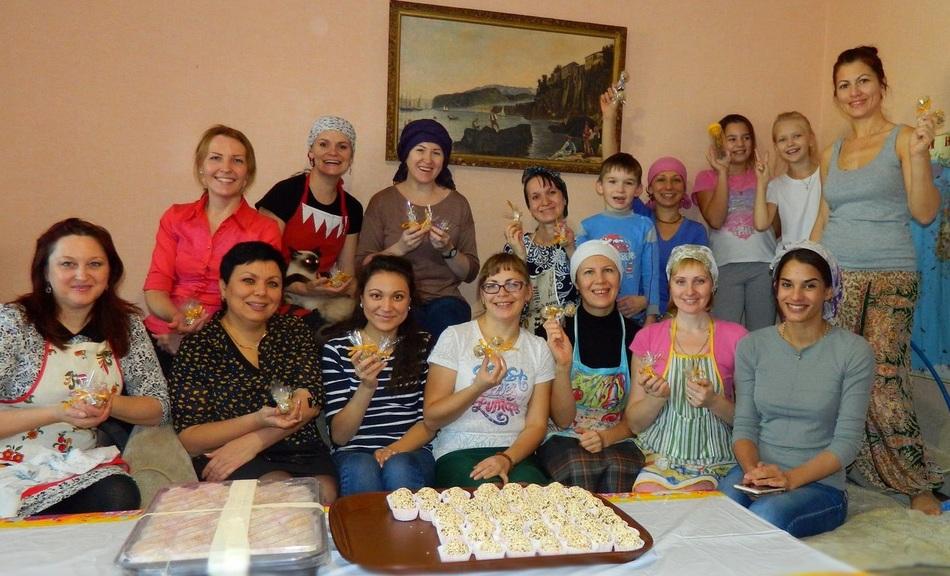 В Барнауле Олега Геннадьевича ждут со сладкими шариками