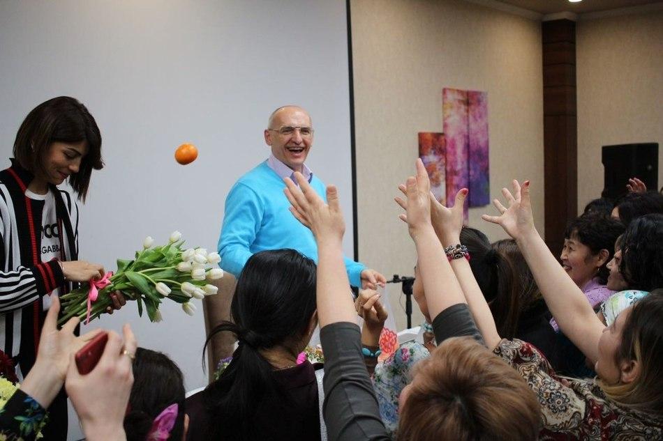 Олег Торсунов прочитает два семинара в Казахстане