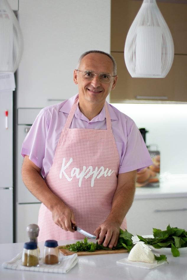 Рецепт любимого блюда Олега Геннадьевича!