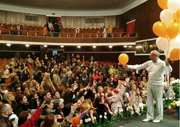 В Кишиневе завершился семинар Олега Торсунова
