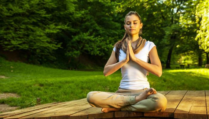 Неделя бесплатных занятий онлайн-йоги пройдет с 25 по 31 августа