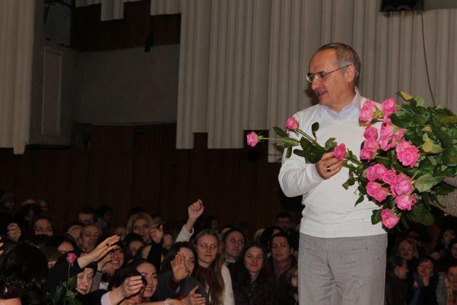 Сегодня в Москве состоится лекция Олега Торсунова