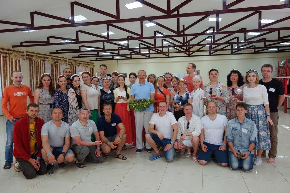 Приглашаем вас на первое «живое» онлайн-мероприятие с Олегом Торсуновым