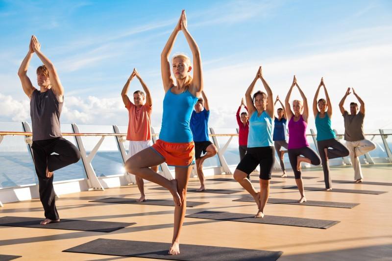 Неделя бесплатной онлайн-йоги пройдет с 25 по 31 июля