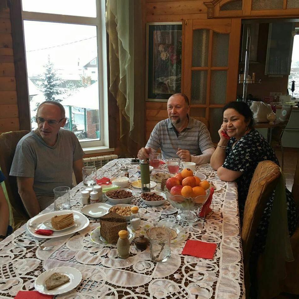 Вчера в Ижевске стартовал семинар о семейных отношениях