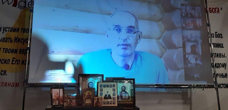 Олег Торсунов провел Большой молитвенный тренинг