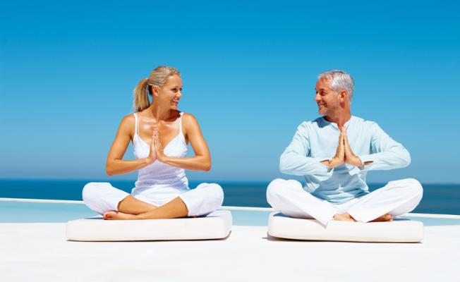 Онлайн-йога запустила годовой абонемент