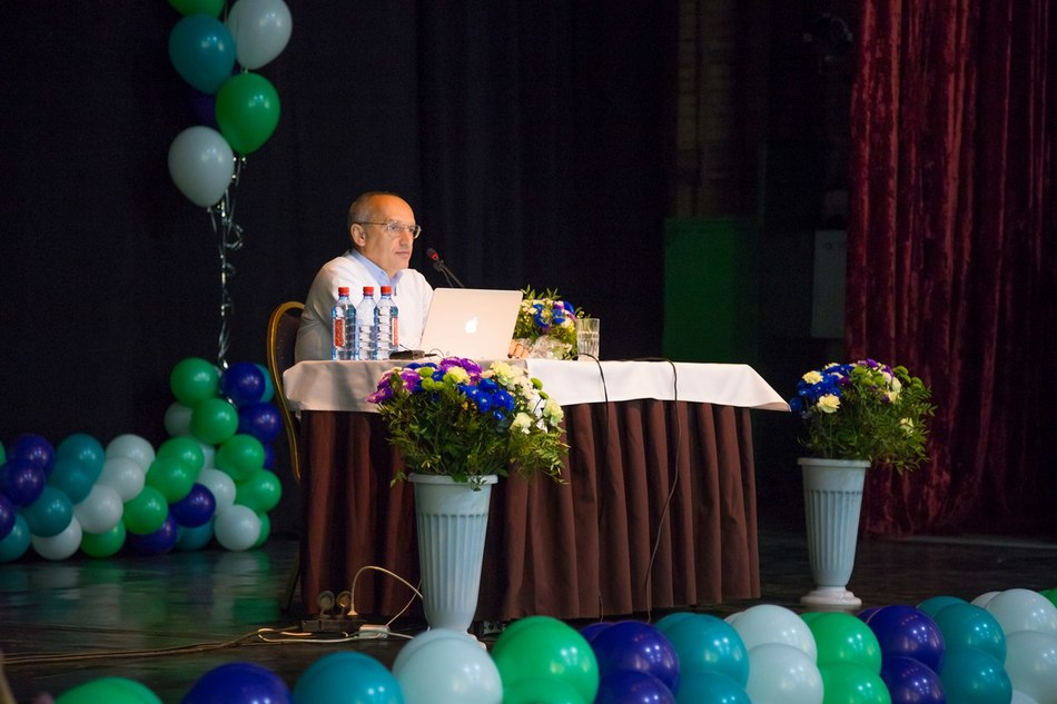 Организатор семинара в Красноярске рассказал о приезде Олега Торсунова