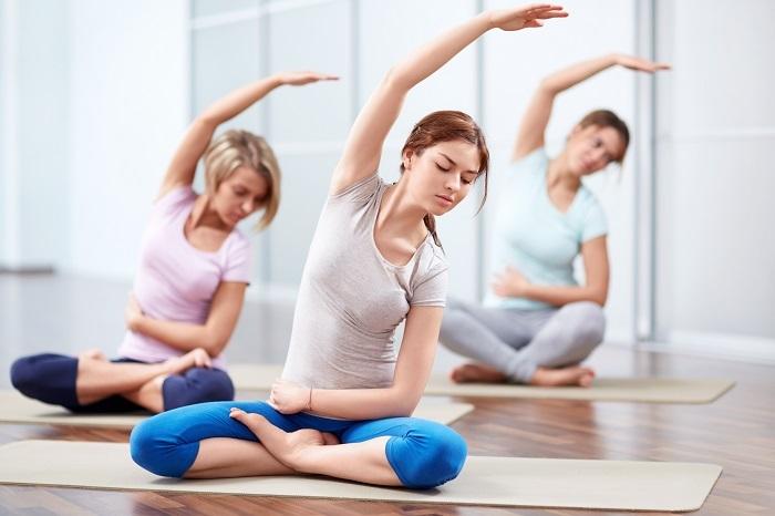 Сегодня начинается неделя бесплатной йоги онлайн