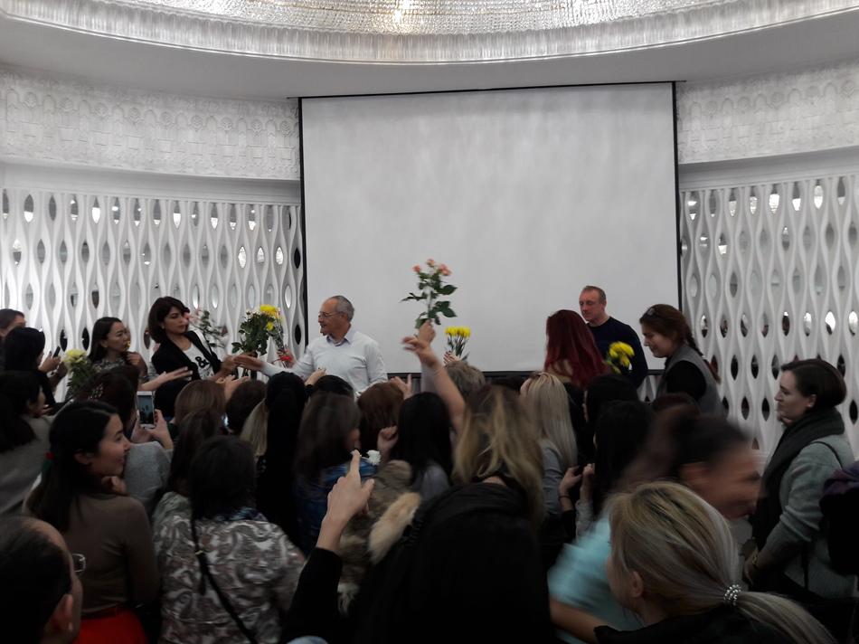 Олег Торсунов прочитает семинар в Астане
