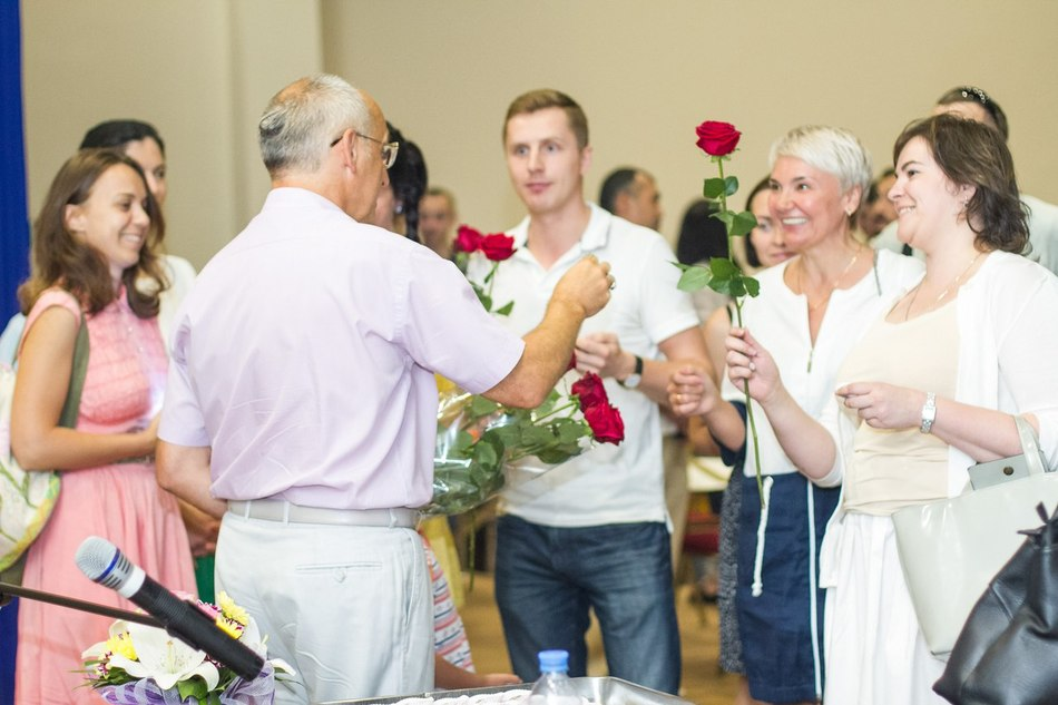 Олег Торсунов поделился фотографиями с семинара в Сочи