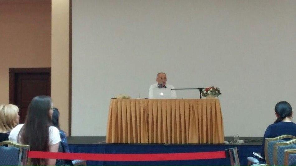 В Астане завершился трехдневный семинар Олега Торсунова
