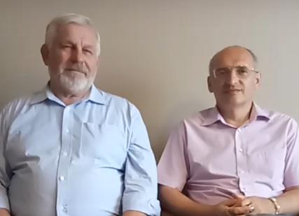 Олег Торсунов и Владимир Жданов провели совместную трансляцию