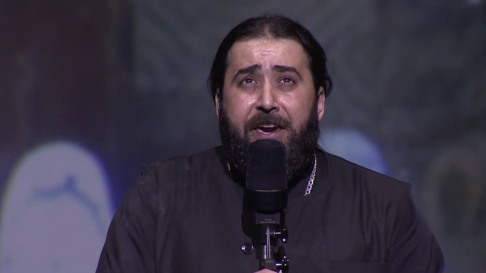 Концерт схиархимандрита Серафима Бит-Хариби на арамейском языке