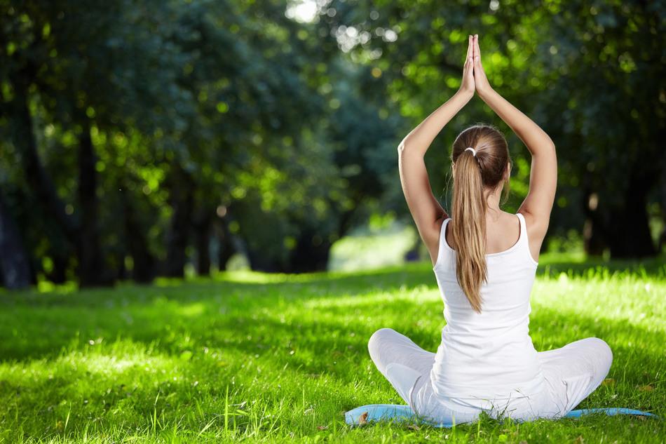 Бесплатная онлайн-йога пройдет с 24 по 30 апреля