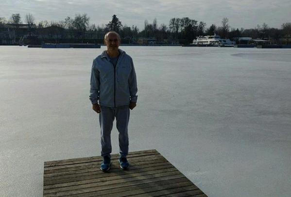 Вчера в Киеве начался новый семинар Олега Торсунова