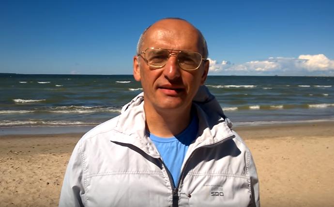 Олег Торсунов поделился видео о важности спорта и контакта с природой