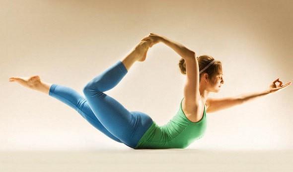 Бесплатная онлайн-йога пройдет с 25 по 31 марта