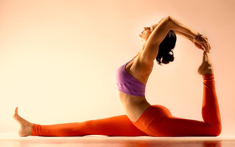 Неделя бесплатной йоги онлайн стартует 24 апреля