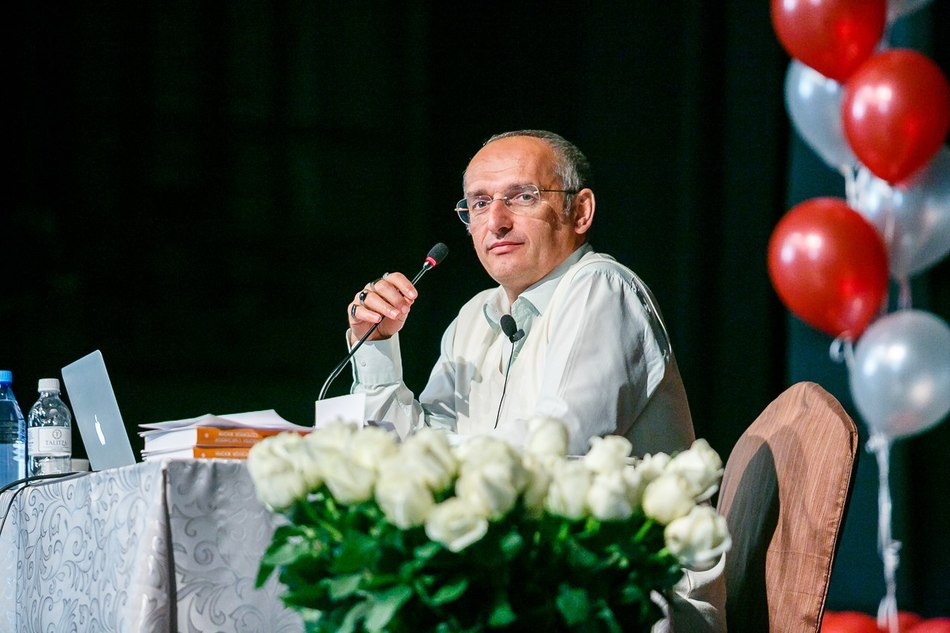 Олег Торсунов прочитает семинар в Тюмени
