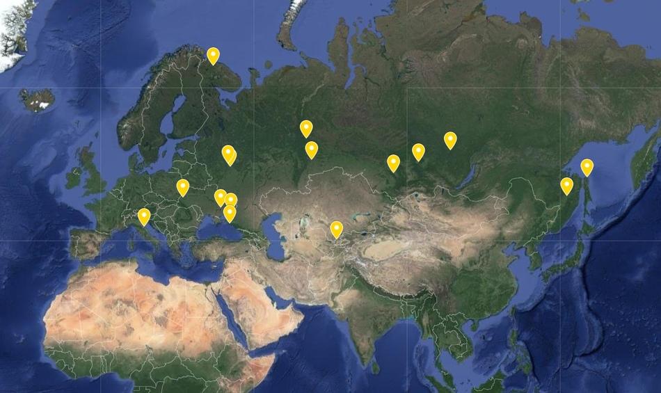 Открылось 17 новых клубов «Благость»!