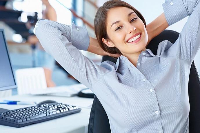Завтра стартует онлайн-йога в офисе