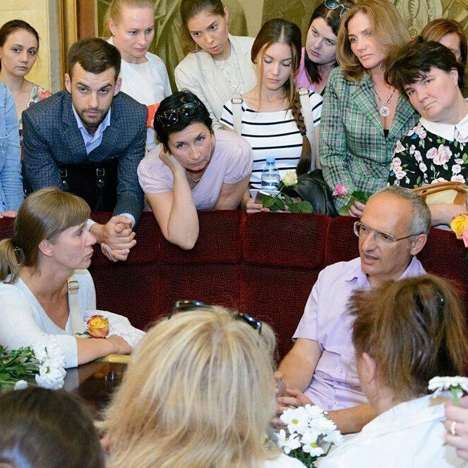 На этой неделе начнется летний тур Олега Торсунова