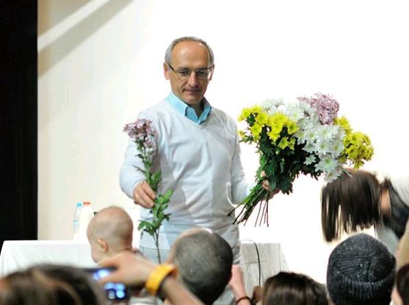 В Москве завершился семинар Олега Торсунова