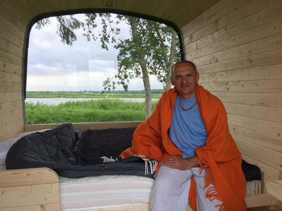 Олег Торсунов посетил культурный центр «Святоустье» в Риге