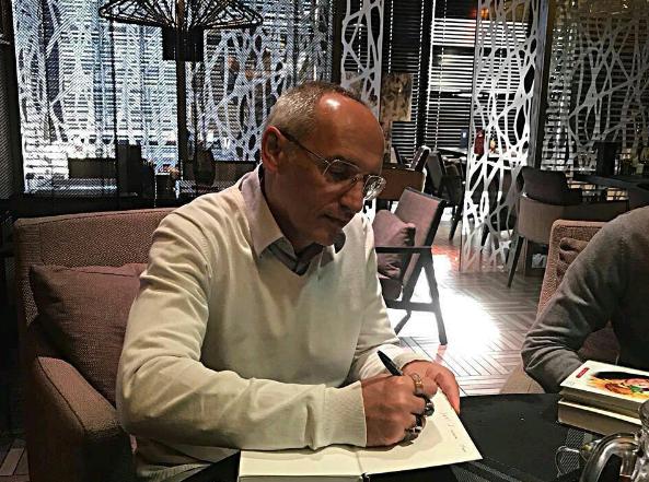 Олег Торсунов дал интервью иркутскому телевидению