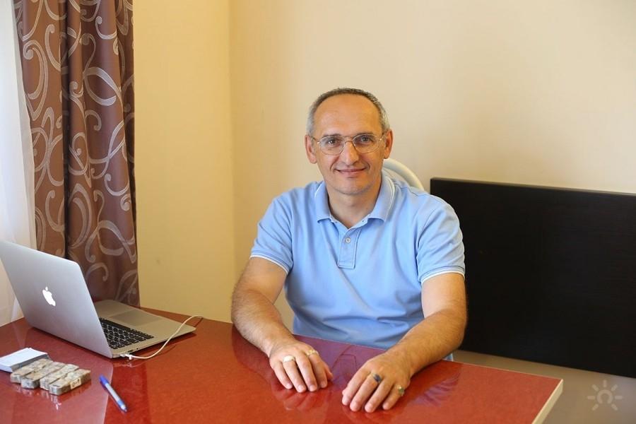 Сегодня в «Инстаграм» будет прямой эфир с Олегом Торсуновым!