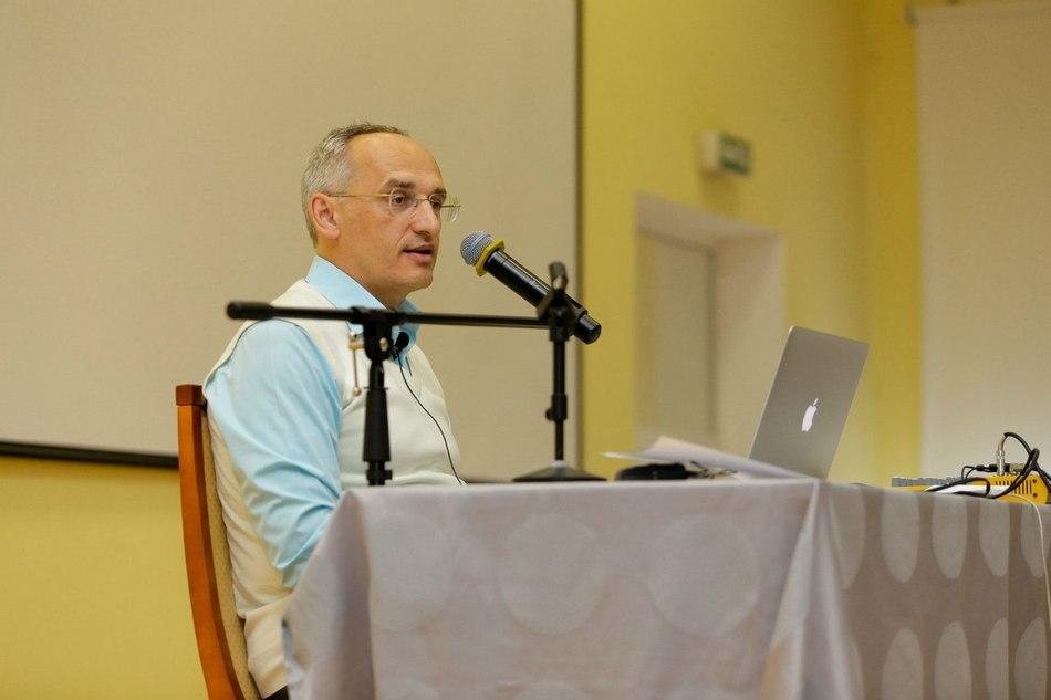 Сегодня стартует семинар Олега Торсунова в Санкт-Петербурге