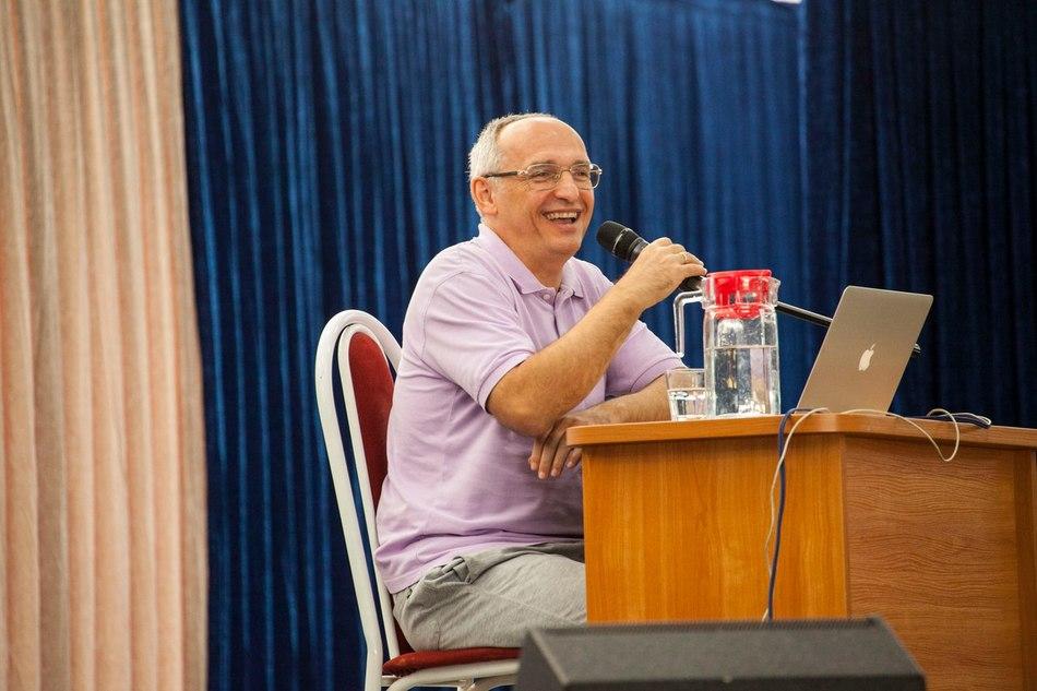 Через два дня стартует «живое» онлайн-мероприятие с Олегом Торсуновым