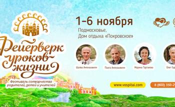 Фестиваль сотворчества родителей и детей «Фейерверк уроков жизни»